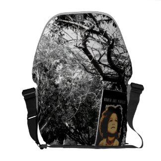 women's rights messenger bag