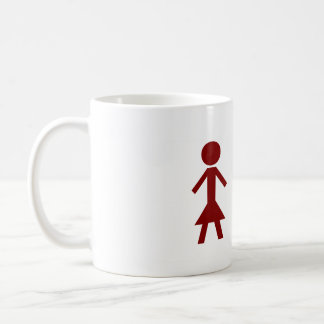 Women's Rights Classic White Coffee Mug