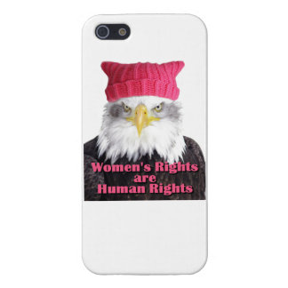 Women's Rights PussyHat Project iPhone SE/5/5s Cover
