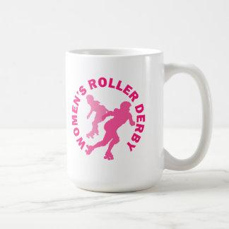 Women's Roller Derby Coffee Mug
