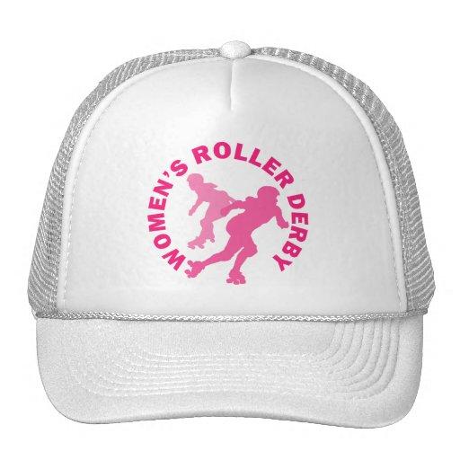 Women's Roller Derby Trucker Hat