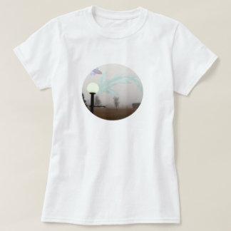 Women's Rooftop Music Box t-shirt