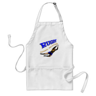 Women's Rugby #2 BY Adult Apron