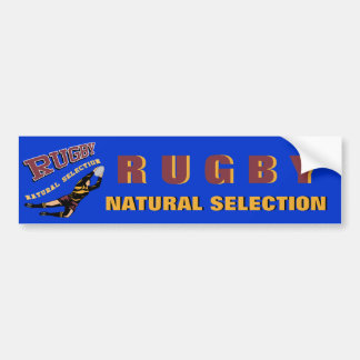 Women's Rugby #2 RY Bumper Stickers