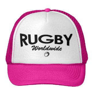Women's Rugby Trucker Hat