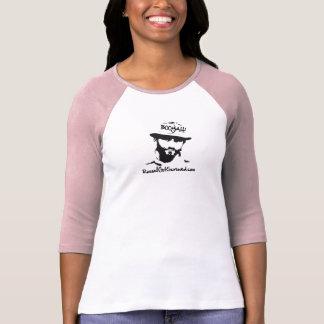 Womens Russ BooYah Raglan T-shirts