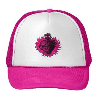 Womens Sacred Heart Hat