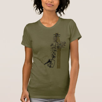 Women's Sakura Shamisen T-Shirt
