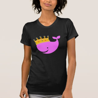Women's Selena the Whale  (Queen for a day) Shirt