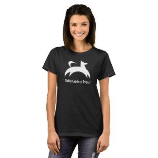Women's Shiba Garden Press Basic T-Shirt