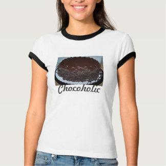 womens shirt Chocoholic