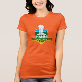 Women's Shirt with back graphic