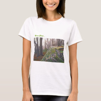 """Women's Shirt with """"Mossy Glade"""""""