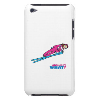 Womens Ski Jumping iPod Touch Cover