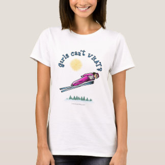 Women's Ski Jumping T-Shirt