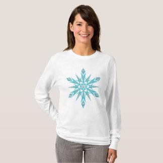Womens Snowflake Top