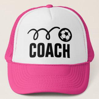 Women's soccer coach hat / cap | Soccer mom