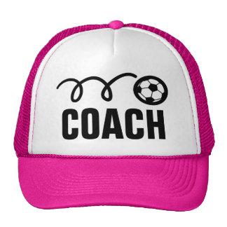 Women's soccer coach hat / cap   Soccer mom