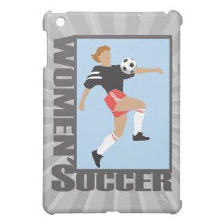 womens soccer graphic logo iPad mini covers