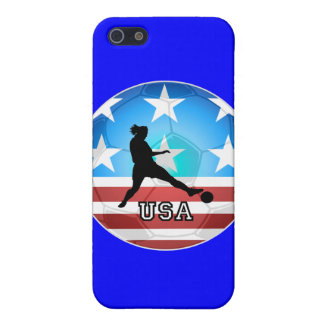 womens soccer iPhone 5 case