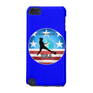 womens soccer iPod touch 5G case