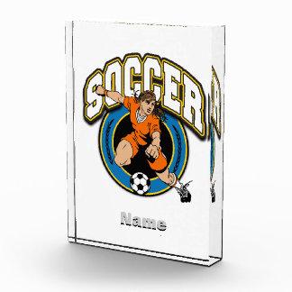 Women's Soccer Logo Award