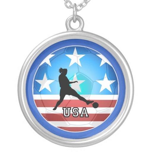 womens soccer jewelry