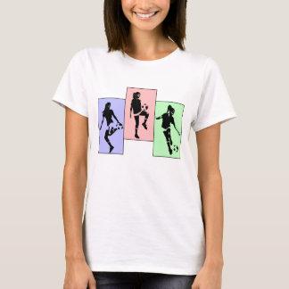 Womens Soccer Skills T-Shirt