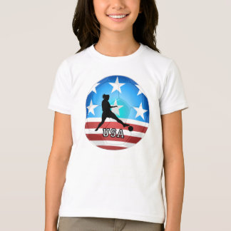 womens soccer T-Shirt