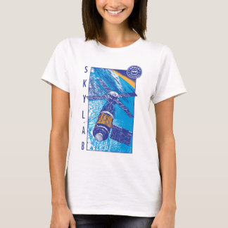 Women's Space Hipsters Skylab T-shirt