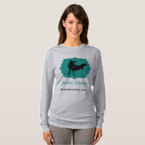Women's Spoonie Warrior (clear) Long Sleeves T-Shirt