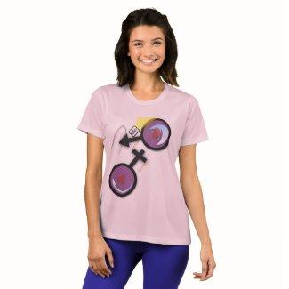 Women's Sport-Tek Competitor DNA T-Shirt