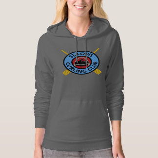 Women's St Louis Curling Club Hooded Sweatshirt