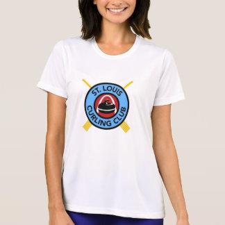 Women's St Louis Curling Club - micro fiber Shirt