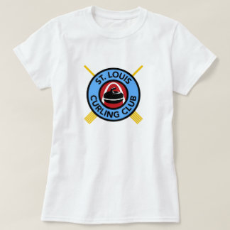 Women's St Louis Curling Club T-Shirt