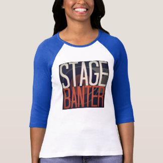 Women's Stage Banter Logo Tee