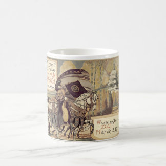 Women's Suffrage 1913 Procession Mug