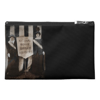 Women's Suffrage Movement Travel Accessory Bags