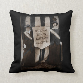 Women's Suffrage Movement Pillows
