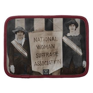Women's Suffrage Movement Folio Planners
