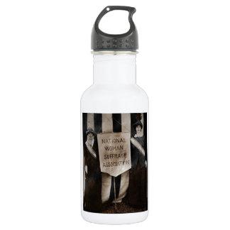 Women's Suffrage Movement Water Bottle
