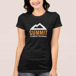 Women's Summit Fitness Training T-shirt