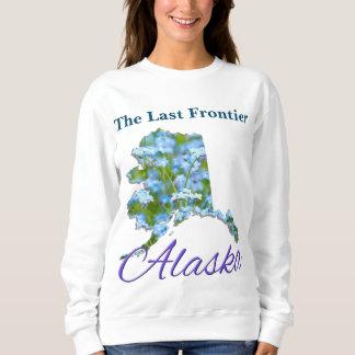 Women's Sweatshirt - ALASKA