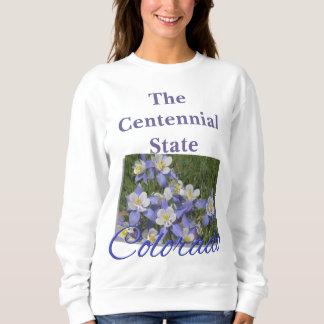Women's Sweatshirt - COLORADO