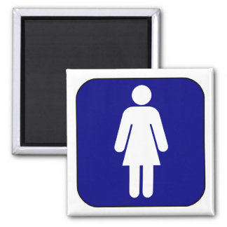 Womens Symbol Refrigerator Magnets
