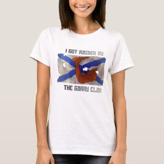 Women's T-shirt - Garry Clan 'I Just Got Raided'