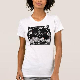 Women's T-Shirt: Jugendstil - Affentheater Shirts