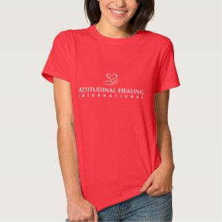 Women's T-Shirt - Large White Logo