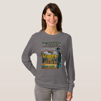 Women's T shirt - Long Sleeve