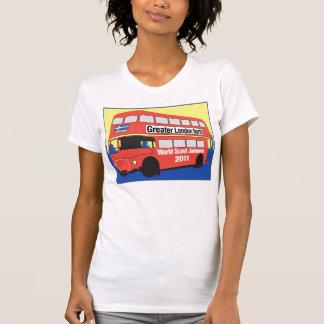 Womens T-Shirt Routemaster Logo